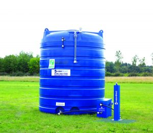 Static Tank Hire and Setups
