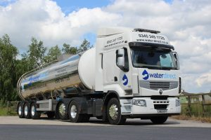 Articulated Bulk Drinking Water Tankers