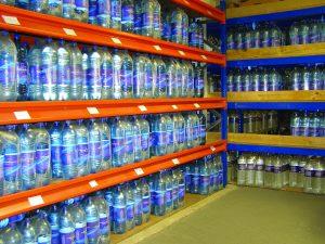 Emergency Bottled Water