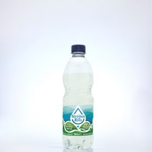 100% recycled plastic (rPET)