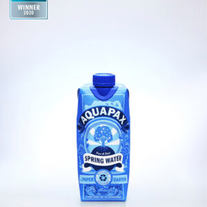 Aquapax 500ml environmentally friendly water cartons