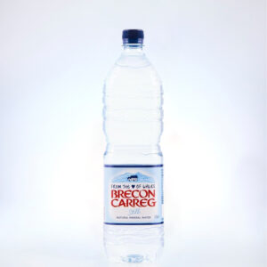Brecon Carreg 1.5 litre bottled water Screw Cap